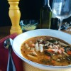 Easy Vegetarian Minestrone Soup (vegan & gluten-free)