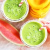 Green Monster Margarita Smoothie